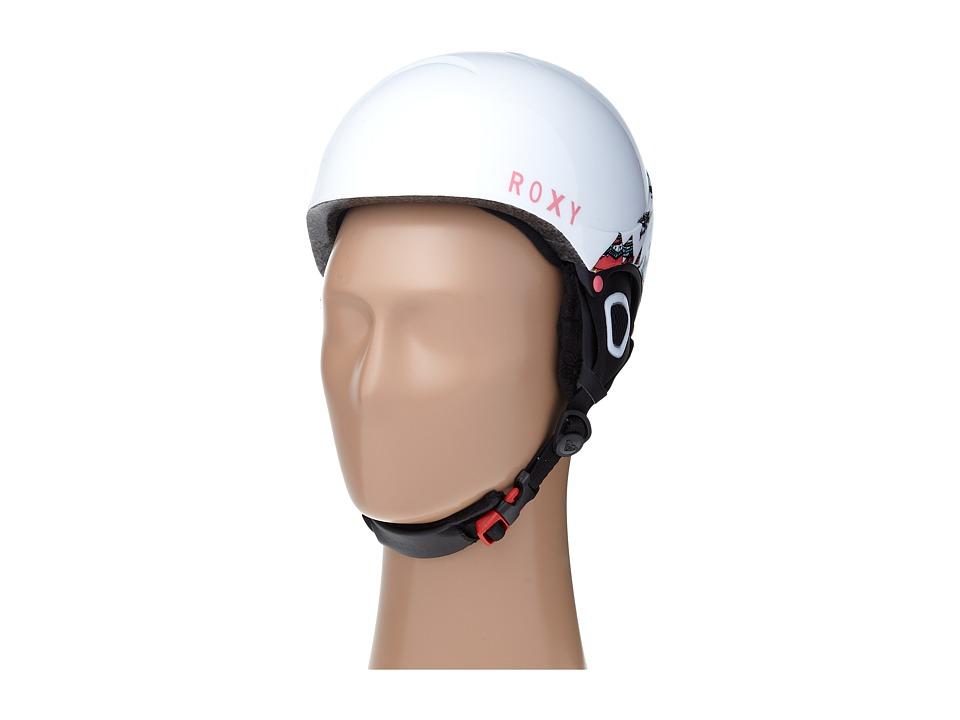 Roxy - Misty Helmet (White) Helmet