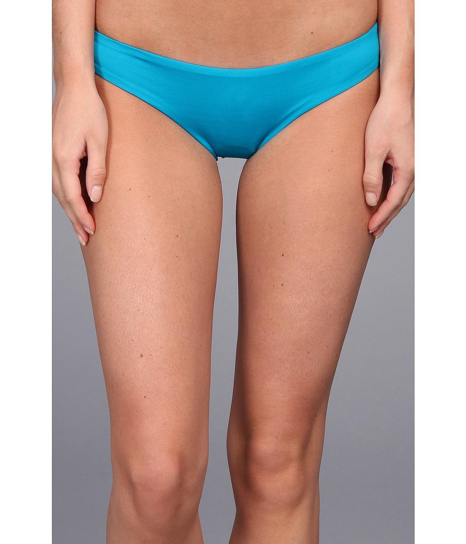 Vitamin A Swimwear - Paloma Seamless Hipster Full (Caribe) Women's Swimwear