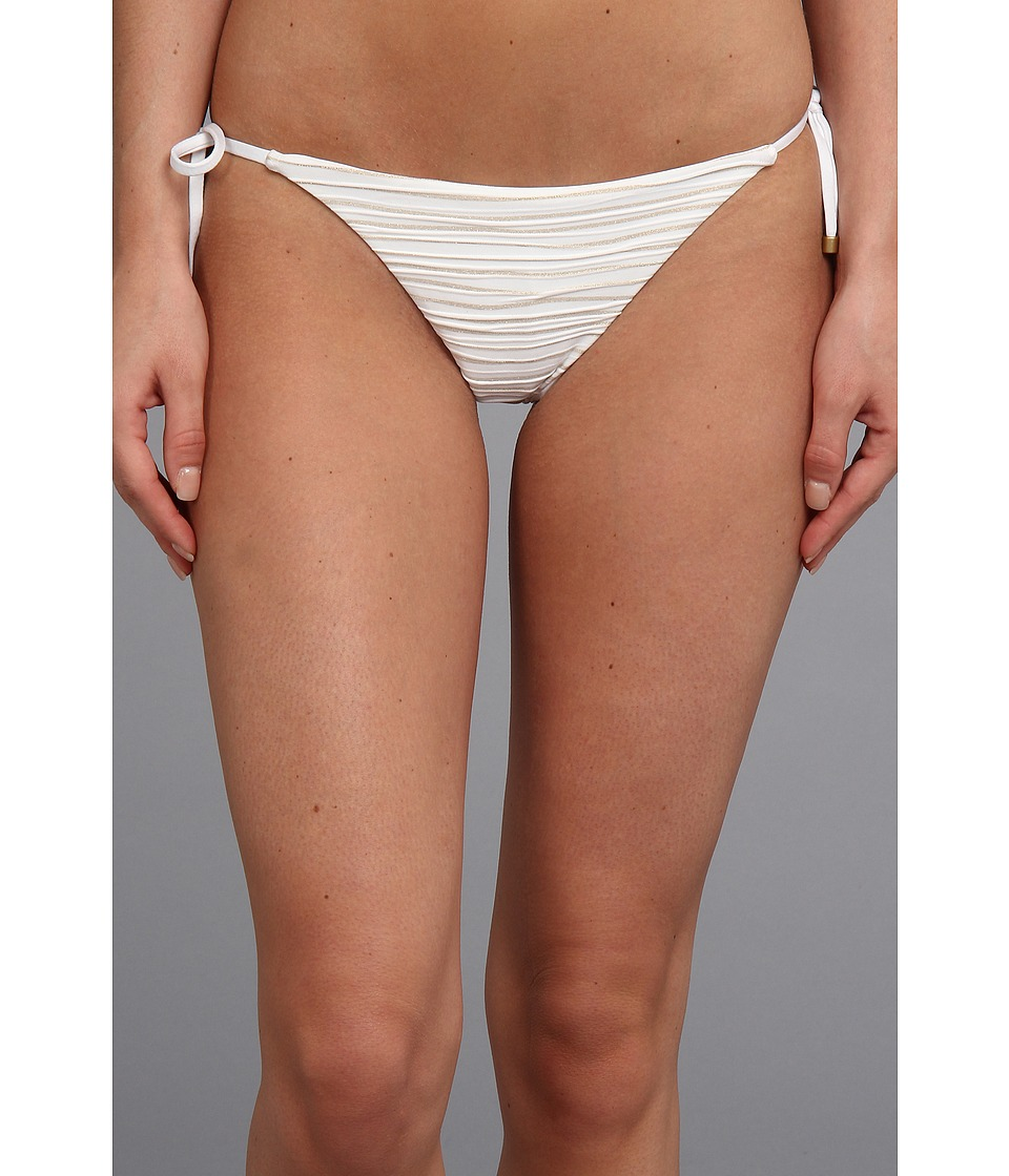 Vitamin A Swimwear - Gia Tie Side (Isis White) Women's Swimwear