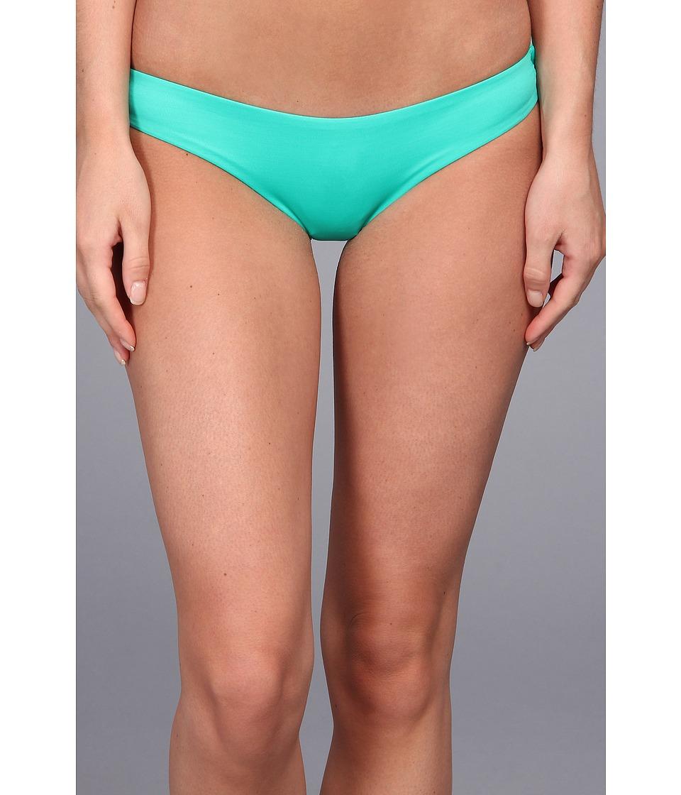 Vitamin A Swimwear - Paloma Seamless Hipster Full (Jade) Women's Swimwear
