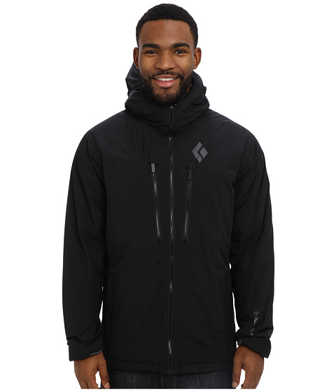 Black Diamond - Heat Treat Hoody (Black) Men's Sweatshirt