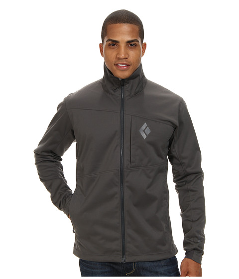 Black Diamond - Stack Jacket (Slate) Men's Coat