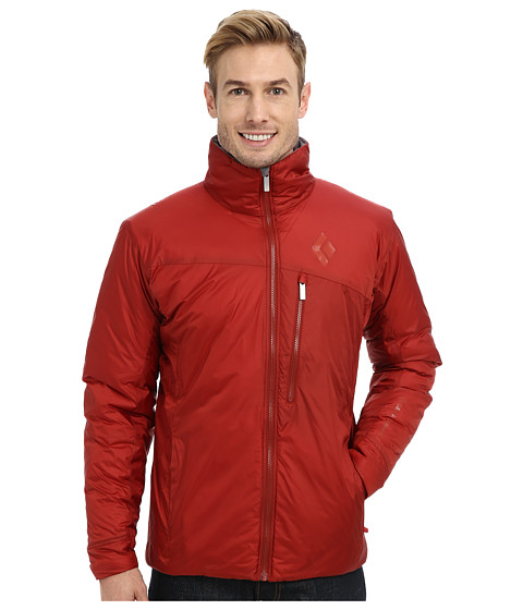 Black Diamond - Stance Belay Jacket (Deep Torch) Men's Coat