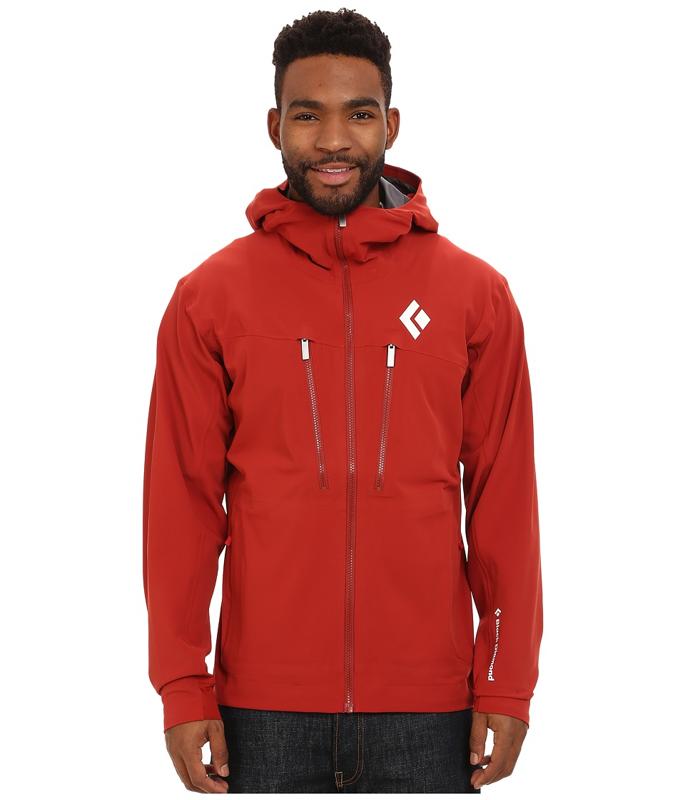 Black Diamond - Induction Shell (Deep Torch) Men's Coat