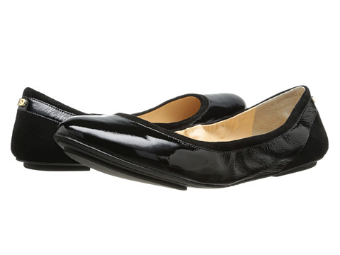 Cole Haan - Avery Ballet (Black Patent) Women