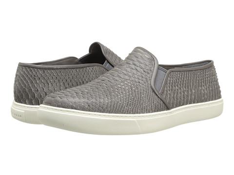 Cole Haan - Bowie Slip On Sneaker (Storm Cloud Snake Print) Women's Slip on Shoes