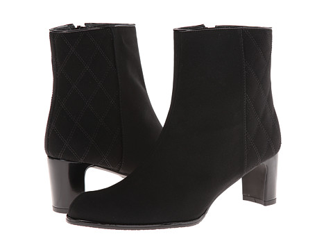 Stuart Weitzman - Backer (Black Acquatex) Women