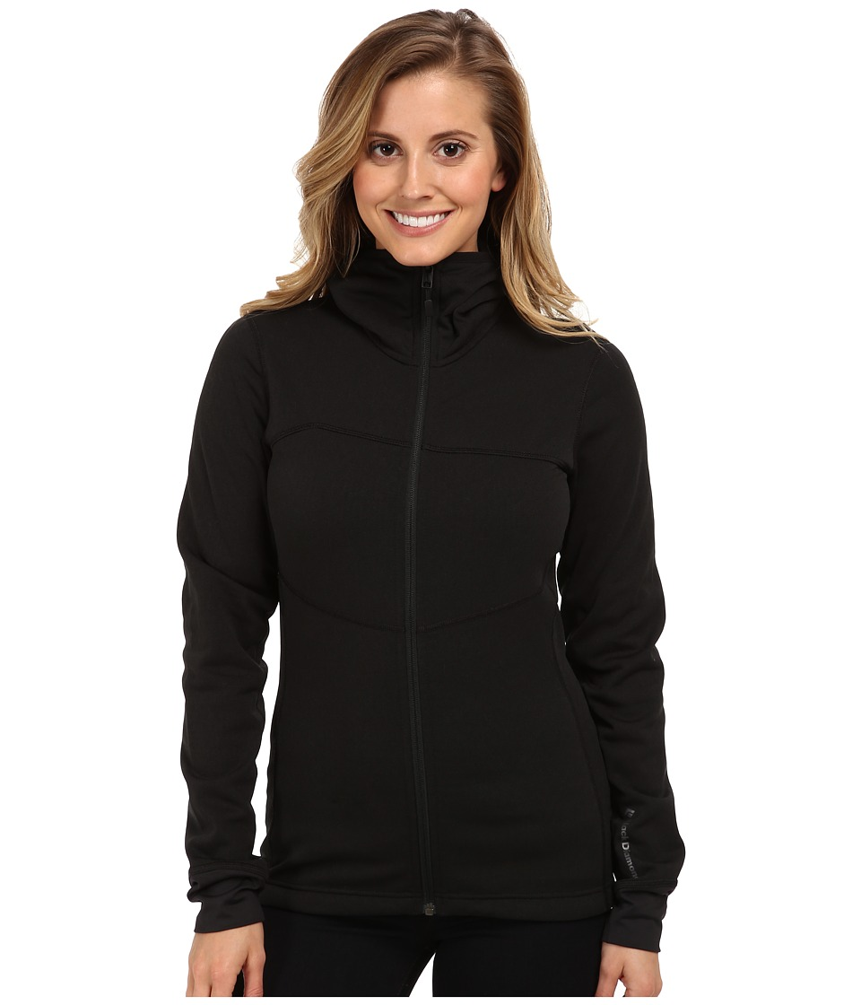 Black Diamond - Coefficient Hoody (Black) Women's Sweatshirt