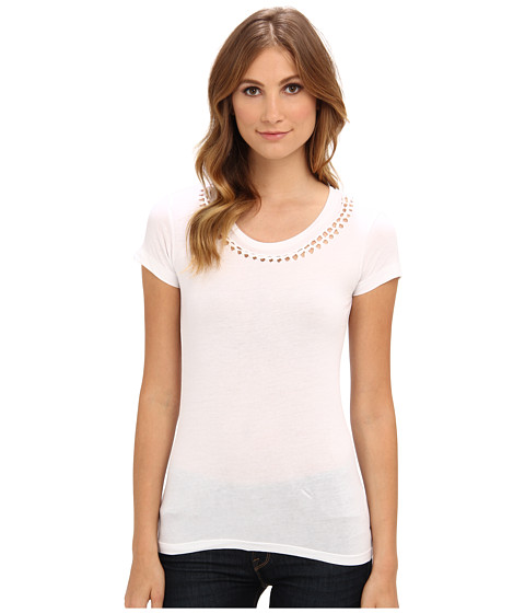 Diesel - T-MONS-A T-shirt (White) Women