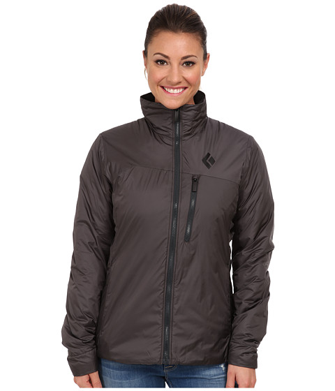 Black Diamond - Stance Belay Jacket (Slate) Women's Coat