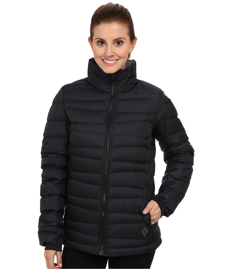Black Diamond - Cold Forge Jacket (Black) Women