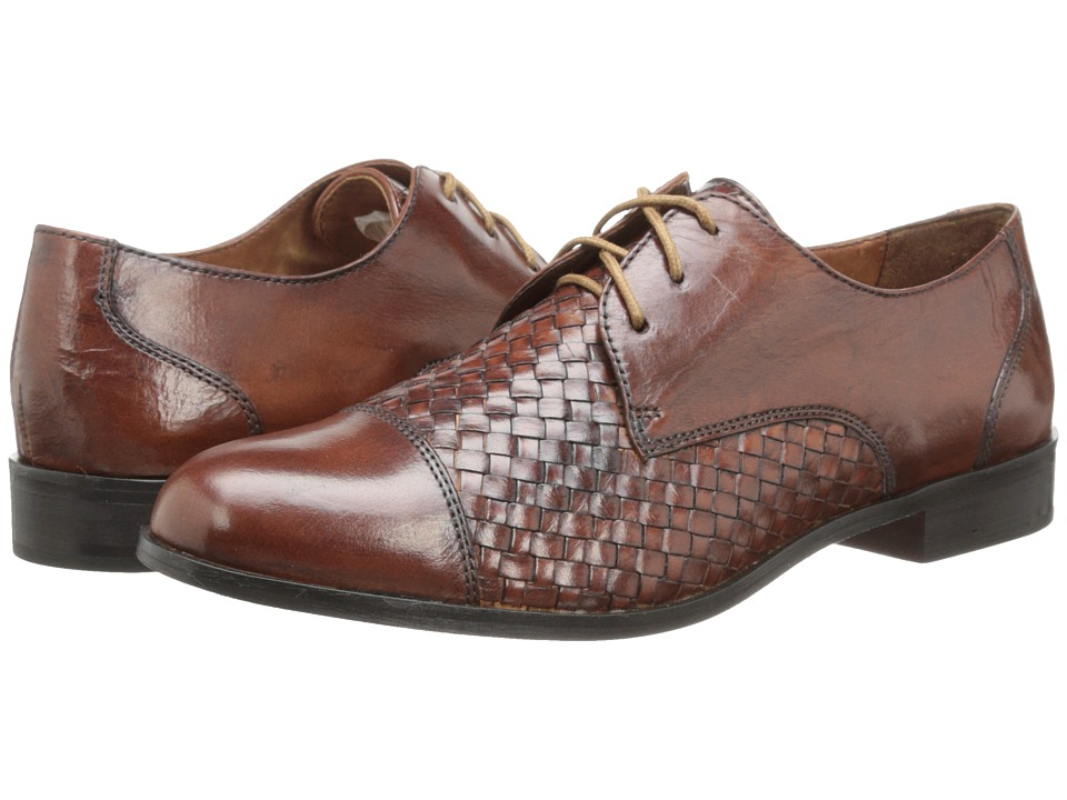 Cole Haan - Jagger Weave Oxford (Sequoia) Women