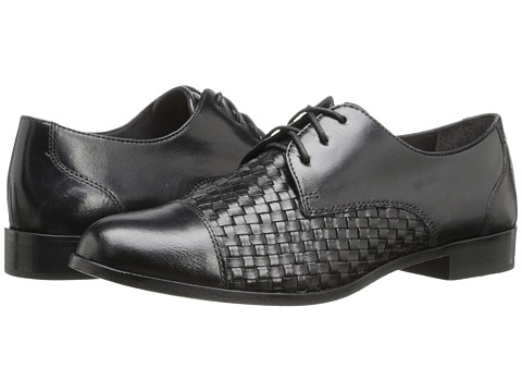 Cole Haan - Jagger Weave Oxford (Black) Women