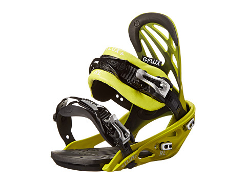 Flux - RL'14 (Yellow) Snowboards Sports Equipment