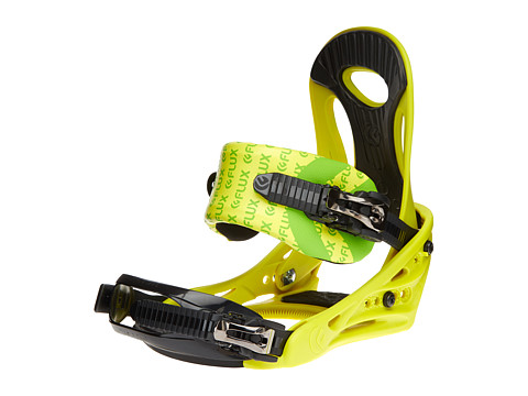 Flux - PR'14 (Yellow) Snowboards Sports Equipment