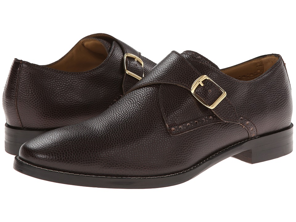 Cole Haan - Cambridge Monk (Java Grain) Men