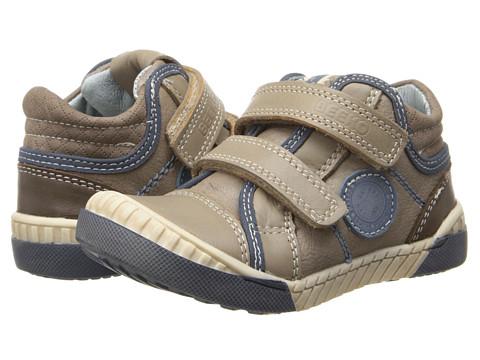 Beeko - Micah (Toddler) (Brown) Boys Shoes