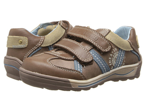 Beeko - Django (Toddler/Little Kid) (Brown) Boys Shoes