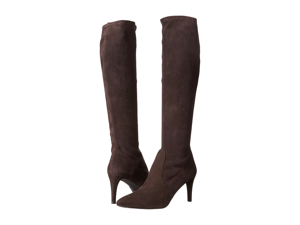 Stuart Weitzman - Coolboot (Cola Suede) Women