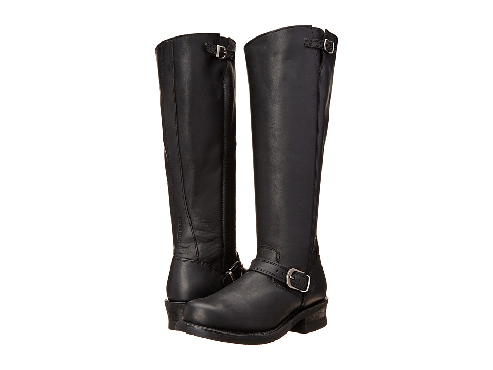 Durango - Soho 16 Engineer (Black) Cowboy Boots