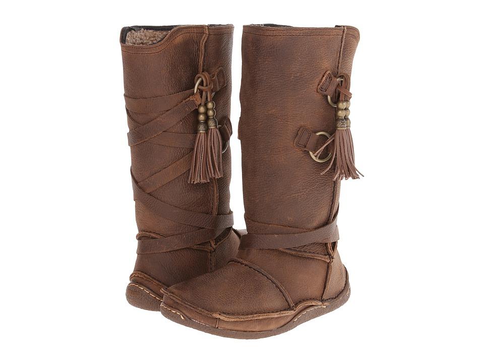 Durango - Santa Fe 13 Tassle Moccasin (Bittersweet Brown) Women's Moccasin Shoes