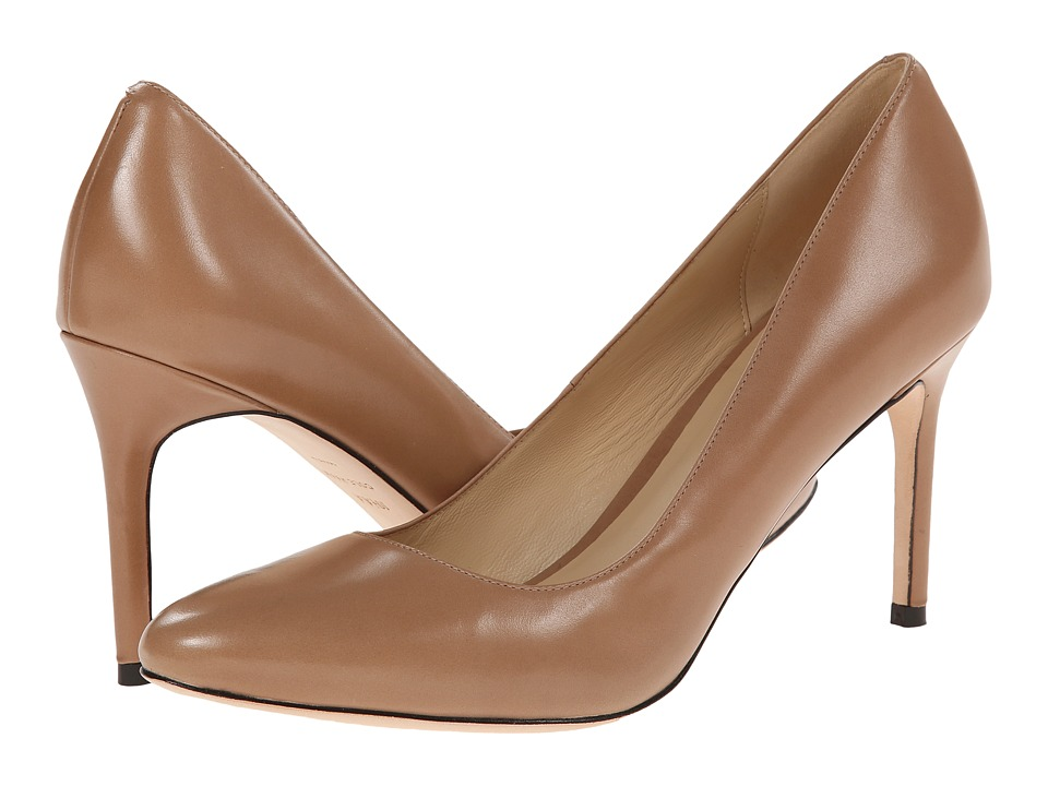 Cole Haan - Bethany Pump 85 (Maple Sugar Leather) High Heels