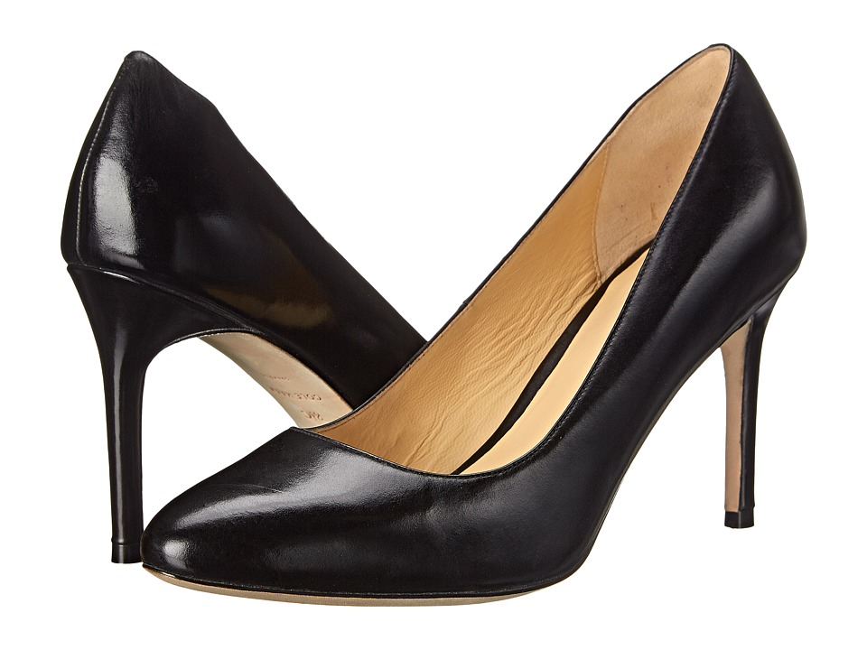 Cole Haan - Bethany Pump 85 (Black Leather) High Heels