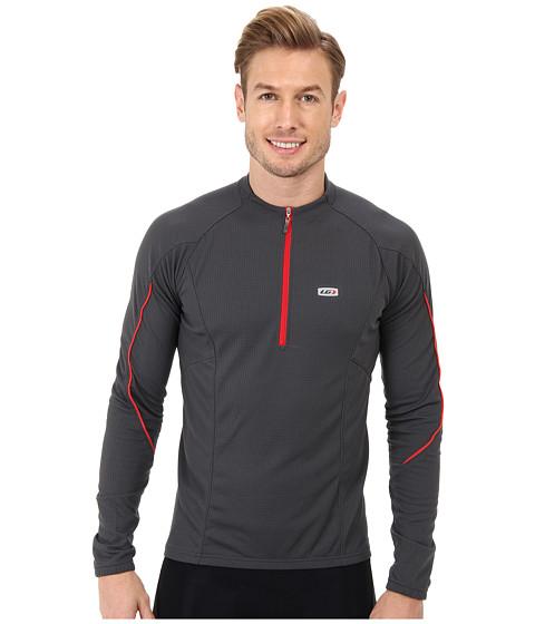 Louis Garneau - Edge 2 Cycling Jersey (Iron Gray) Men's Clothing