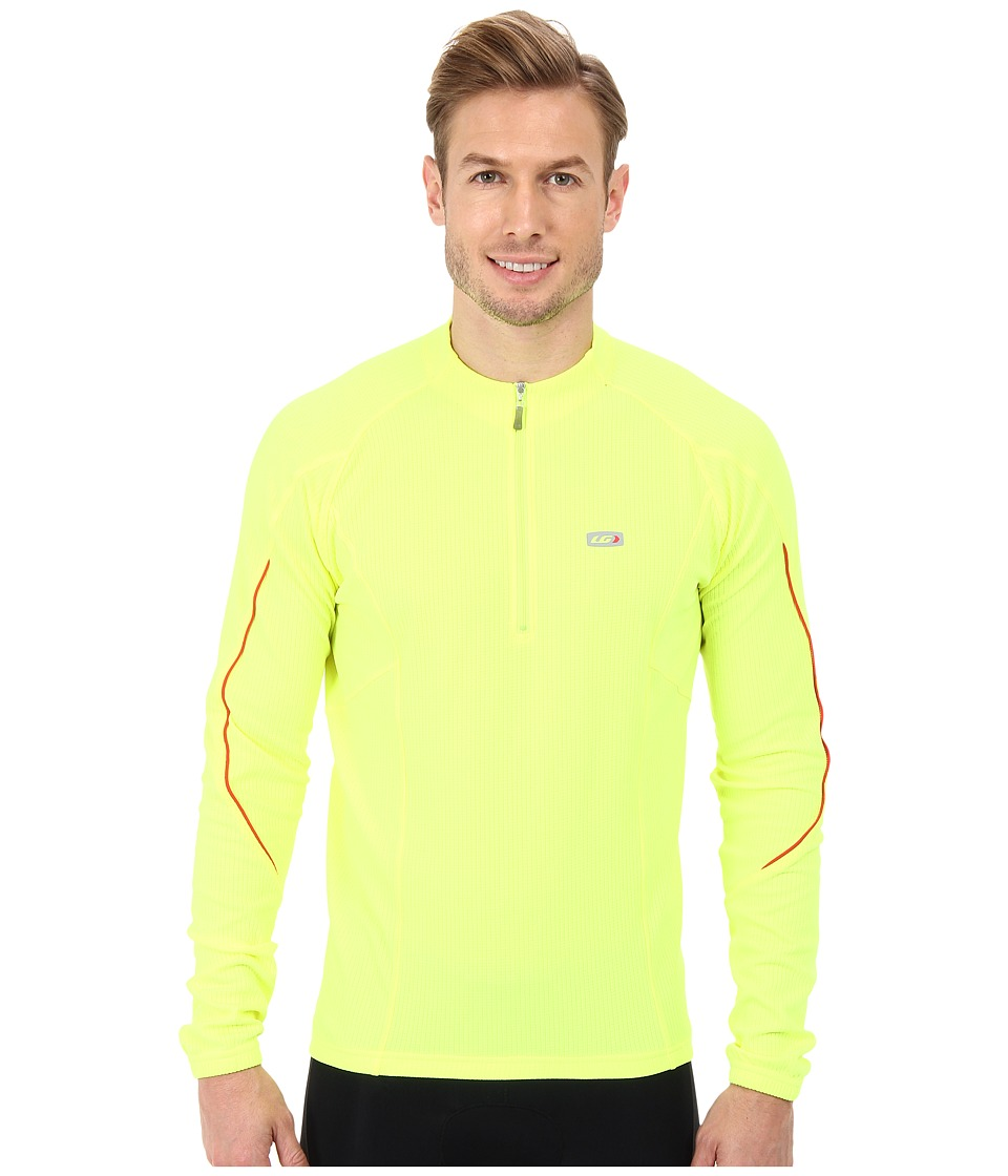Louis Garneau - Edge 2 Cycling Jersey (Bright Yellow) Men's Clothing