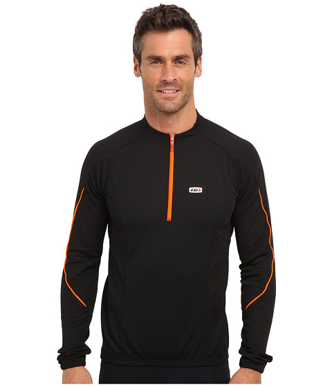Louis Garneau - Edge 2 Cycling Jersey (Black/Orange) Men