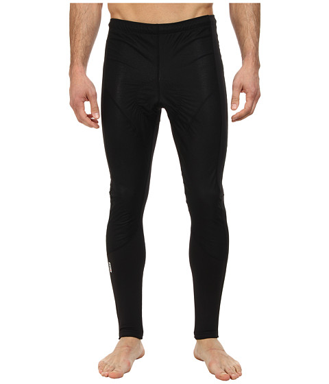 Louis Garneau - Solano Chamois Tights (Black) Men's Clothing