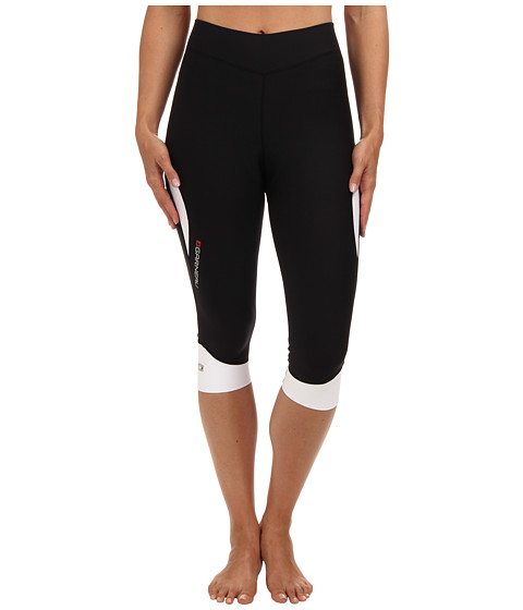 Louis Garneau - Pro Cycling Knickers (Black/White) Women's Clothing