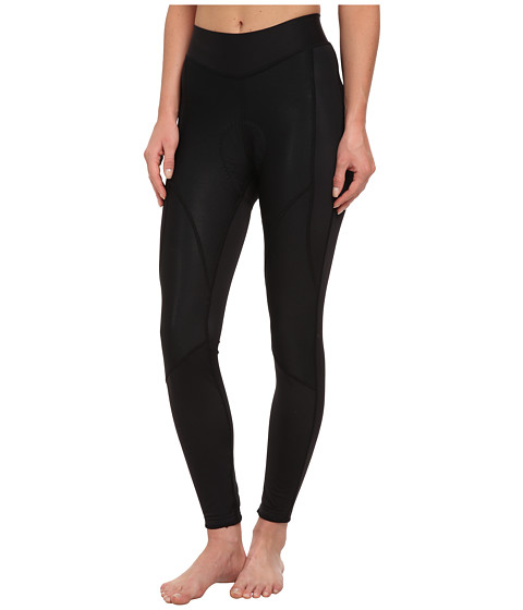 Louis Garneau - Solano Chamois Tights (Black) Women's Clothing