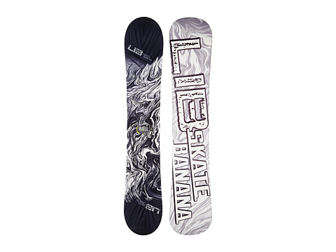 Lib Tech - Sk8 Banana'14 162 (Random) Snowboards Sports Equipment