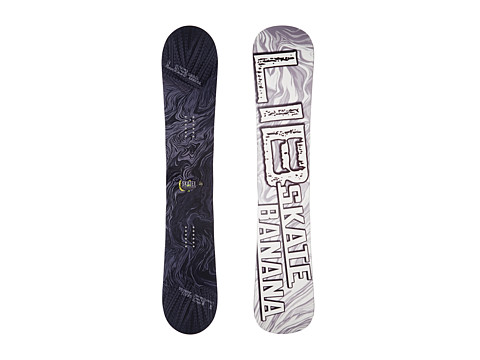 Lib Tech - Sk8 Banana'14 156 (Stealth) Snowboards Sports Equipment
