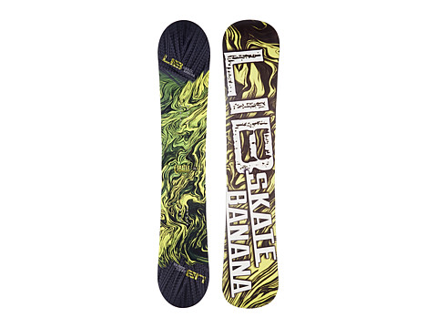 Lib Tech - Sk8 Banana'14 159 (Yellow) Snowboards Sports Equipment