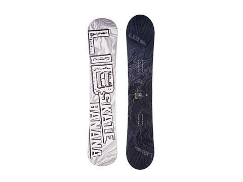 Lib Tech - Sk8 Banana'14 149 (Stealth) Snowboards Sports Equipment