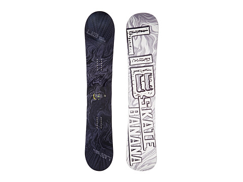 Lib Tech - Sk8 Banana'14 154 (Stealth) Snowboards Sports Equipment