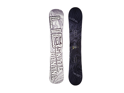 Lib Tech - Sk8 Banana'14 162 (Stealth) Snowboards Sports Equipment