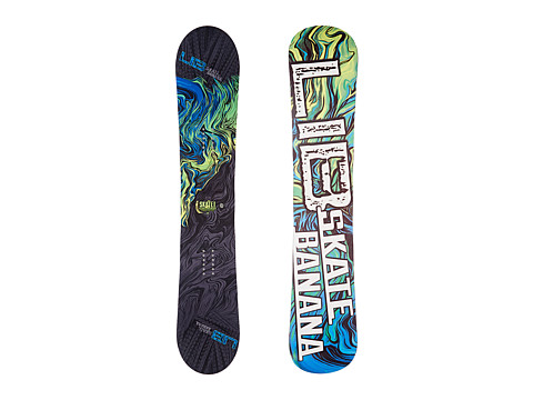 Lib Tech - Sk8 Banana'14 149 (Random) Snowboards Sports Equipment
