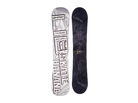 Lib Tech - Sk8 Banana'14 152 (Stealth) Snowboards Sports Equipment