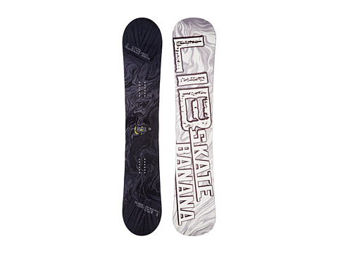 Lib Tech - Sk8 Banana'14 159 (Stealth) Snowboards Sports Equipment