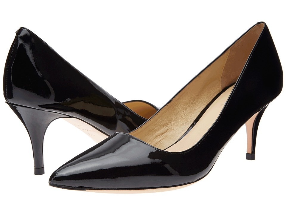 Cole Haan - Bradshaw Pump 65 (Black Patent) High Heels
