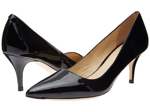 Cole Haan - Bradshaw Pump 65 (Black Patent) High Heels