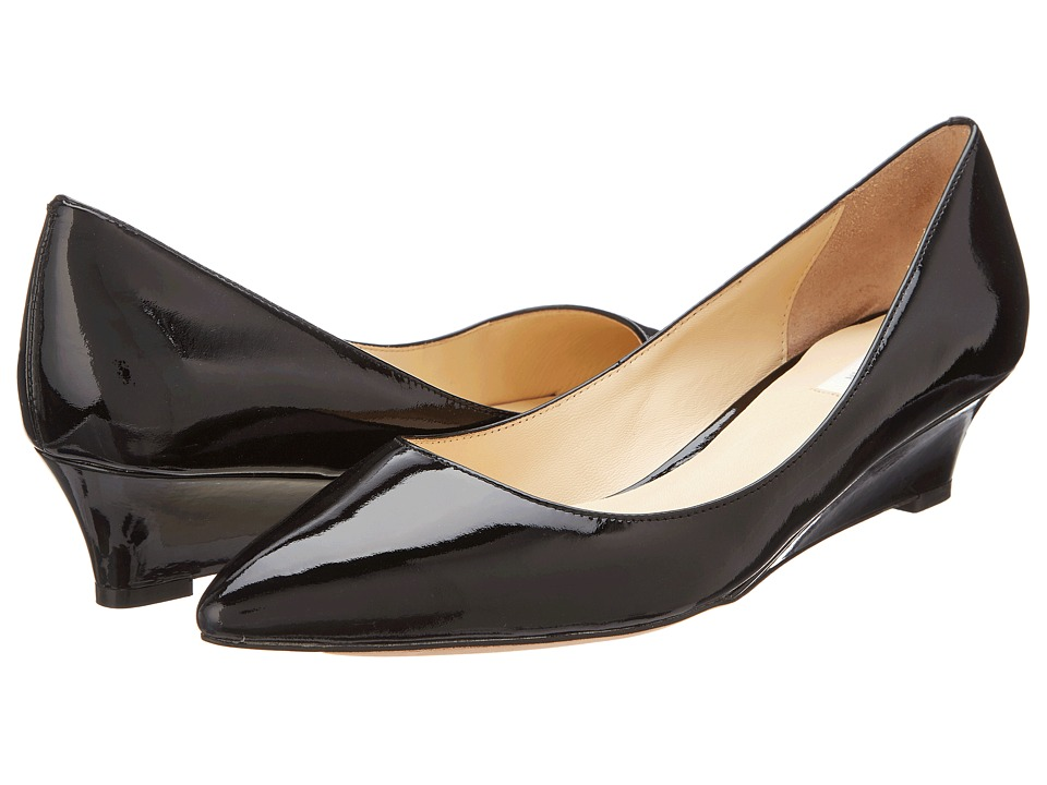 Cole Haan - Bradshaw Wedge 40 (Black Patent) Women