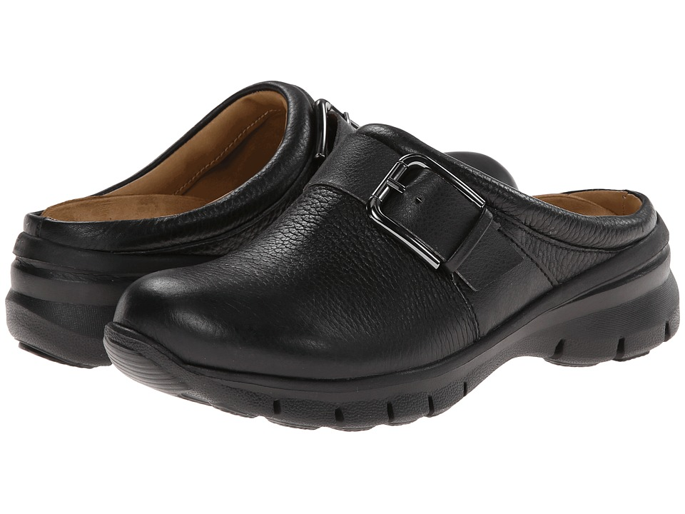 Nurse Mates - Linzi (Black) Women's Clog Shoes