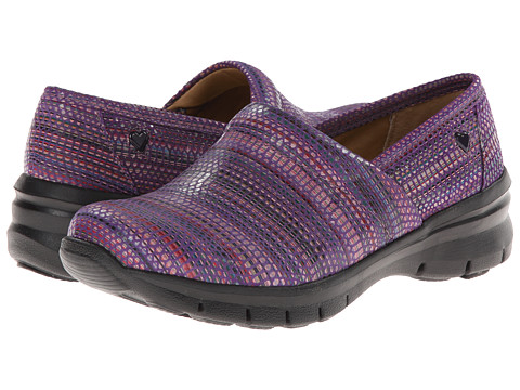 Nurse Mates - Libby (Fiesta Purple) Women's Clog Shoes