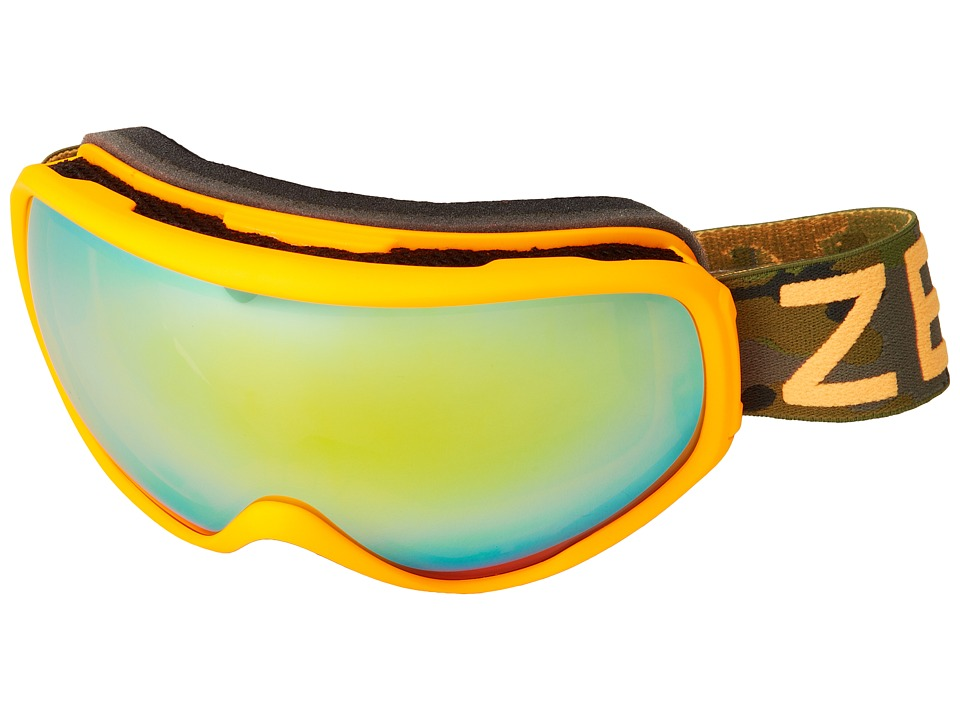 Zeal Optics - Forecast (Safety w/ Metal Mirror) Goggles