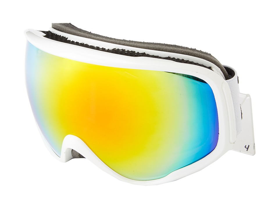 Zeal Optics - Forecast (White w/ Phoenix Polarized) Goggles