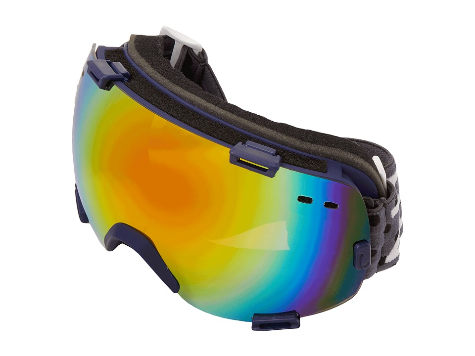 Zeal Optics - Voyager (Grey w/ Phoenix Polarized + Sky Blue Mirror) Goggles